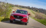 Nová Mazda CX-5 už jazdila po talianskych cestách