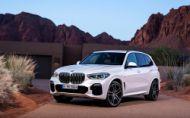 Nové BMW X5 môže mať laserové svetlá a vzduchové pruženie