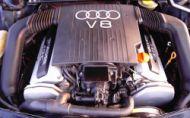 Novodobé nemecké V8: Audi V8, časť 1