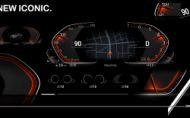Nový infotainment BMW dostane hranaté ukazovatele