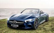 Nový Mercedes SL roadster príde na trh v roku 2020