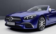 Nový Mercedes SL vyvíjajú spolu s budúcim AMG GT