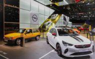 Nový Opel Corsa je hlavným ťahákom výstavy vo Frankfurte