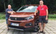 Nový Peugeot RIFTER: prvá testovacia jazda potvrdila očakávania!