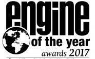 Ocenenie Engine of the Year 2017 získal...
