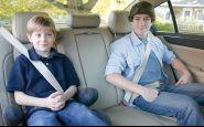 OMV upozorňuje: pripútajte sa aj na zadných sedadlách