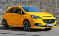 """Opel Corsa GSi nedostane """"nič"""" navyše"""