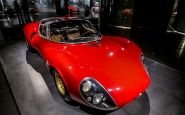 Originálna Alfa Romeo 33 Stradale oslavuje 50-tku