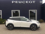 Peugeot 2008 e- NEW ALLURE Electric 136k 50 kWh