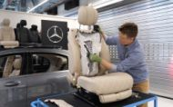Pitva sedačky Mercedes S. Čo ukrýva špička triedy?