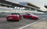 Porsche 718 GTS je ďalší výkonový stupeň štvorvalca