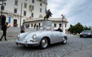 Porsche na hrade obdivovalo 2000 ľudí