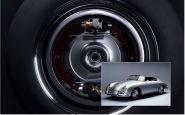 Porsche vyvíja bubnové brzdy za 8000 €! Uctí si tým klasiku 356