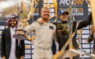 Preteky šampiónov vyhral David Coulthard