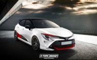 Príde aj športová Toyota Corolla GRMN?