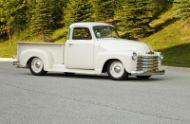 Roadster Shop postavili Chevrolet pick-up (1949) od znova