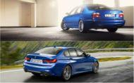 Rozmery BMW 3 znova narástli. Typ G20 je väčší než BMW 5 typ E39