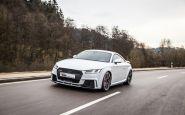 Rozprúďte krv v žilách Audi TT RS s KW V3 Clubsport coilovers!