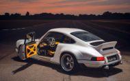 Singer DLS je klasické Porsche 911 umelecké dielo