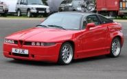 Škaredá Alfa Romeo? Veru áno, je ňou AR Sprint Zagato