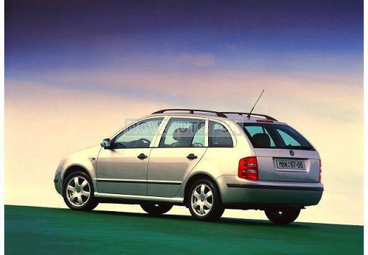 Škoda fabia combi 1.4 16v ambiente (combi) - poskladaný automobil