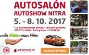 Súťaž o 10x 2 lístky na autosalón v Nitre!
