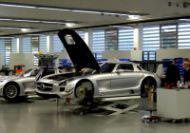 Tak sa rodí Mercedes SLS AMG GT3, časť 2.