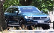 Takto vyzerá nový Volkswagen Touareg 2018