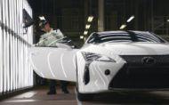 Takumi je vo fabrike Lexus najvyššia hodnosť a česť