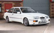 Táto Ford Sierra RS500 Cosworth je dvojnásobnou raritou
