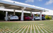 Tesla do konca roka zdvojnásobí sieť Superchargerov