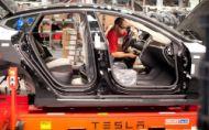 Tesla zastavila výrobu Modelu 3. Dočasne