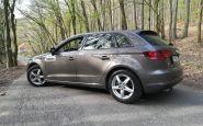 Test jazdenky: Audi A3 8V (2012 - 2016)