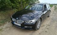 Test jazdenky: BMW 3 F30/F31 (2011-2015)