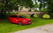 Test: Opel Astra ST 1,6i turbo