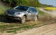 Test: Subaru Outback 2.0D CVT