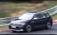 Testuje VW päťvalcový Tiguan R? Dúfame, že áno!