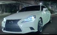 Tie najlepšie videospoty Lexus