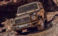 Toto je nový Mercedes G pred premiérou