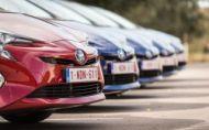 Toyota je najzelenšia značka áut v Európe