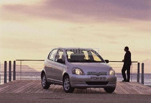 5f4add8922 TOYOTA Yaris 1.0 VVT-i Terra Power FT (hatchback) - (Fotografia 5 ...