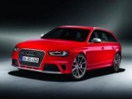 Tretie pokračovanie Audi RS 4 Avant má 450 koní