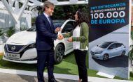 V Európe predali už 100-tisíc elektromobilov Nissan Leaf