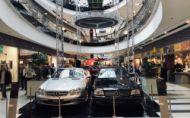 V OC Central sú Mercedesy za viac ako 50 mil. €!