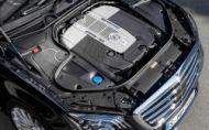 V12 motor Mercedes v AMG pomaly, ale iste končí