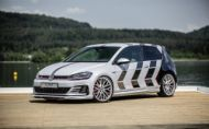 Volkswagen Golf GTI Next Level je 400 k ukážka z Wörthersee