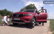 Volvo XC40 - test pohonu 4x4 inteligencie a rýchlosti