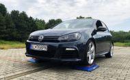 VW Golf R Mk6 4x4 test