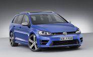 VW Golf R Variant prináša 300 koní a 605 litrový kufor