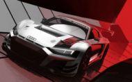 Vylepšené Audi R8 LMS naznačuje podobu omladenej R8